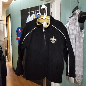 New Orleans Saints Shirt Size 4/5
